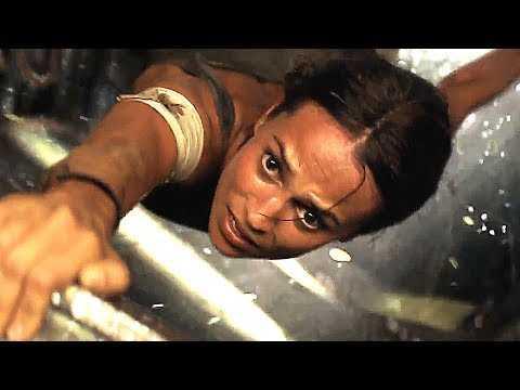 TOMB RAIDER New Trailer ✩ Lara Croft (2018)