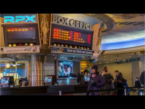 Movie Theater Attendance Hits 24-Year-Low
