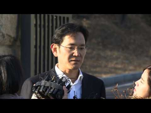 Samsung heir free after appeals court ruling