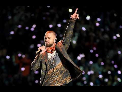 Justin Timberlake wows in Super Bowl set