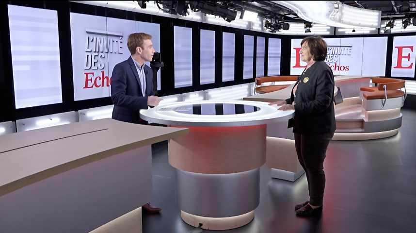 Illustration pour la vidéo Crédit impôt recherche, Jeune entreprise innovante... Maryvonne Hiance, présidente de France BioTech, appelle à des évolutions