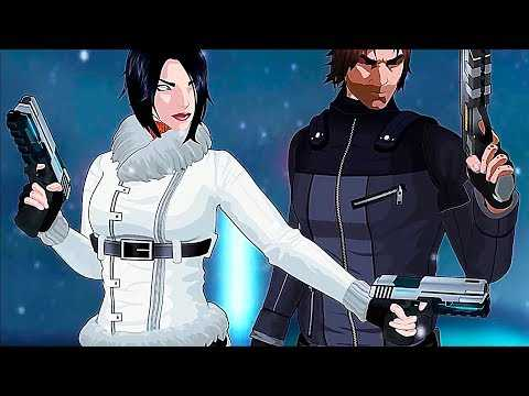 FEAR EFFECT SEDNA New Trailer & Release Date (2018) PS4 / Xbox One / Switch / PC