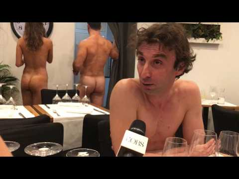 Saint-Valentin : on a testé O'Naturel, le premier restaurant naturiste de Paris