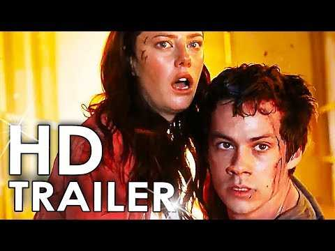 MAZE RUNNER 3 International Trailer (2018) Dylan O'Brien, Kaya Scodelario Sci-Fi Movie HD