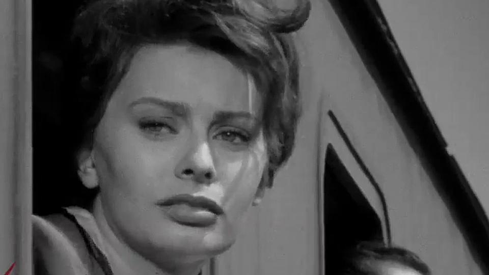 La Paysanne aux pieds nus - bande annonce - VOST - (1961)