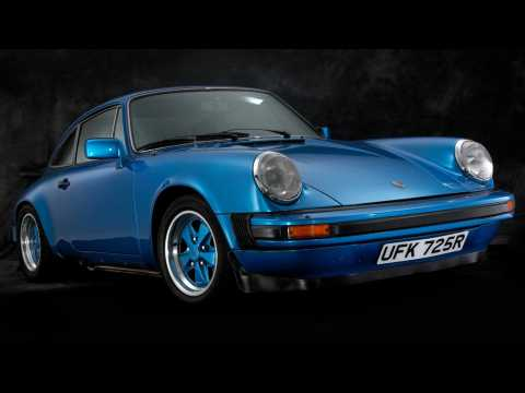 How Did Porsche Label The Model 911?