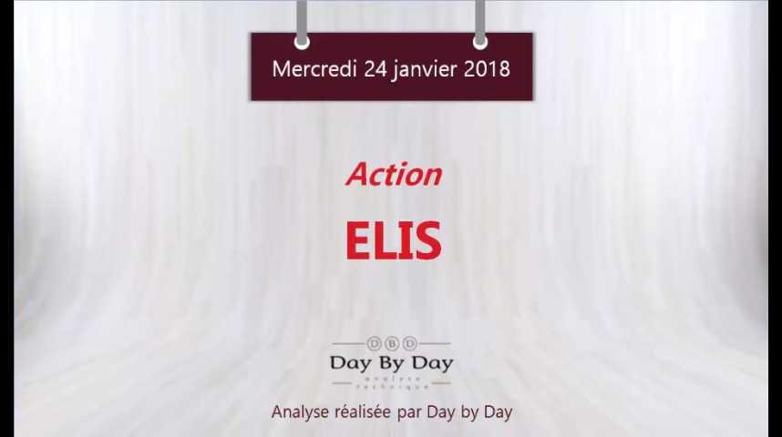 Illustration pour la vidéo Action Elis : la tendance haussière reste intacte - Flash analyse IG 24.01.2018
