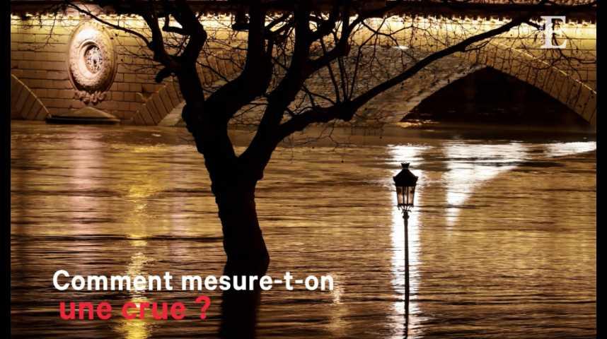 Illustration pour la vidéo Comment mesure-t-on une crue ?