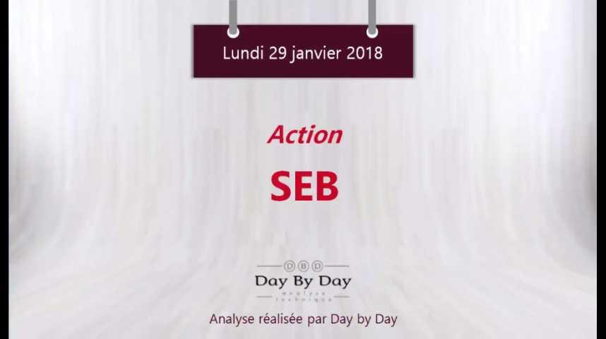 Illustration pour la vidéo Action Seb : encore du potentiel - Flash Analyse IG 29.01.2018