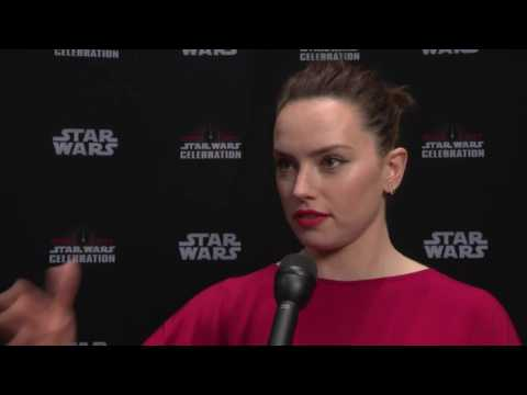 Daisy Ridley Cried When Learning Rey's Fate