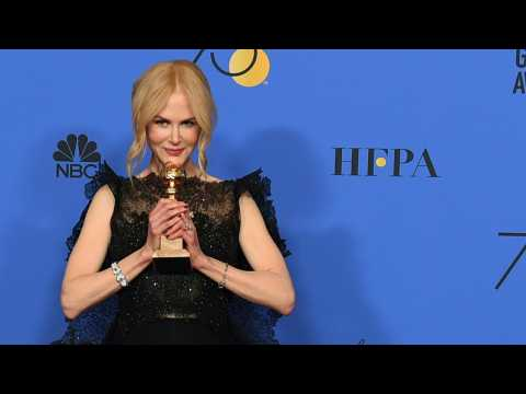 Nicole Kidman Shares Her Secret To Having A Good Marriage