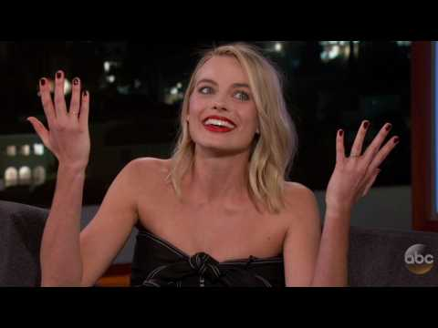 Margot Robbie Shares Her Awkward Honeymoon Story