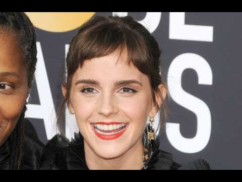 Emma Watson opens up about sexual harassment