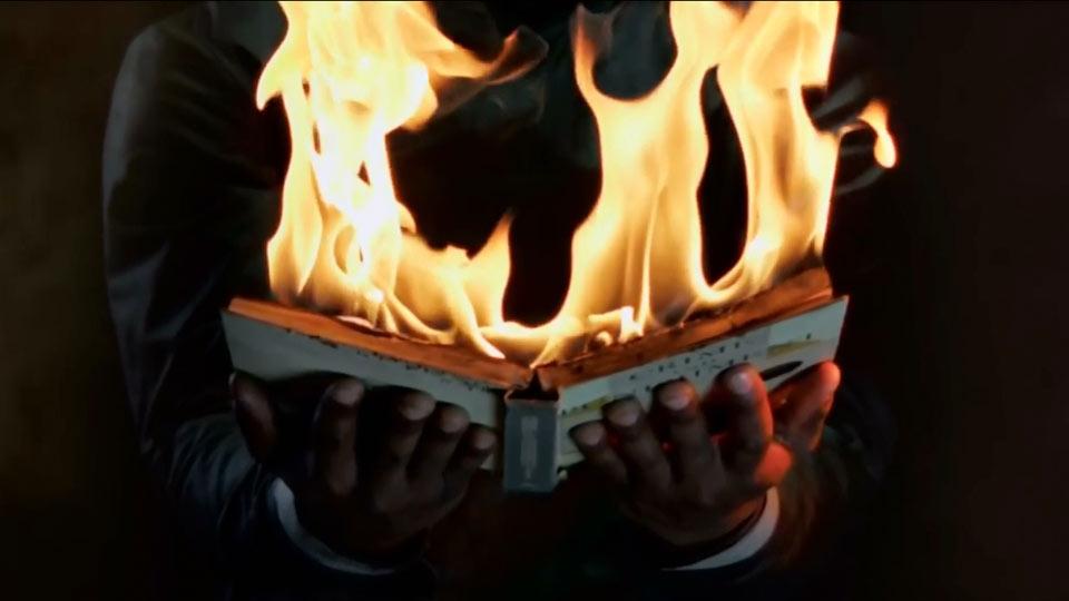 Fahrenheit 451 - teaser - VO - (2018)