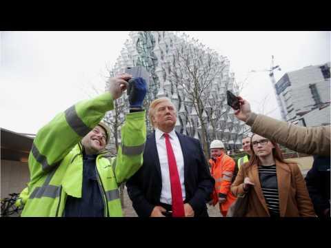 Trump Cancels Visit To The New Billion-Dollar U.S. Embassy In The U.K.