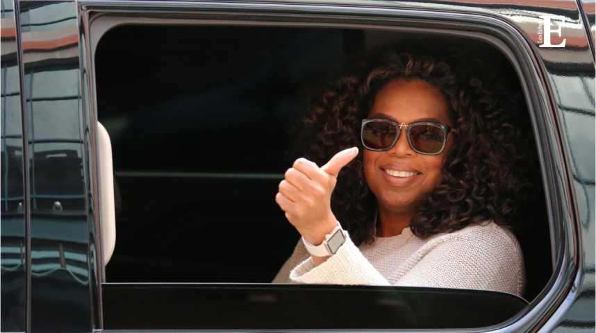 Illustration pour la vidéo Oprah Winfrey, future présidente des Etats-Unis ?