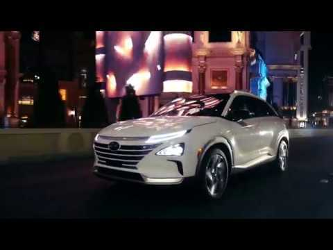 Hyundai Motor at CES 2018 - Hyundai NEXO Fuel Cell EV