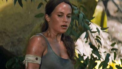 Tomb Raider - teaser - VO - (2018)