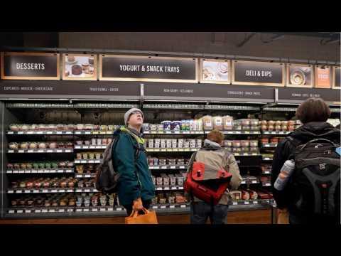 Amazon Go The Future Of Groceries?