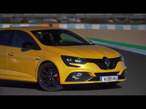 2018 New Renault MEGANE R.S. Cup chassis and manual gearbox Design