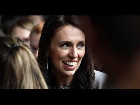 La Première ministre néo-zélandaise attend un enfant (et c'est rarissime)