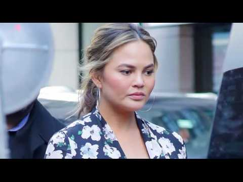 Chrissy Teigen doesn't wear Dolce & Gabbana after what they said