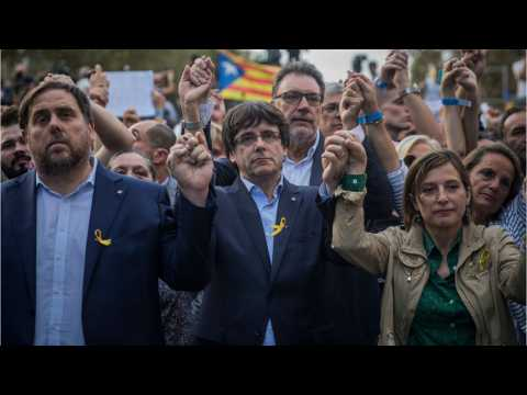 Spanish Court Orders Jailed Catalan Separatist To Remain In Prison