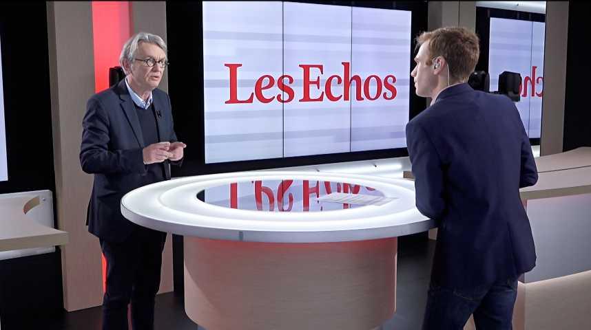 Illustration pour la vidéo Réduction de 120 000 postes de fonctionnaires : « impossible », estime Jean-Claude Mailly (Force ouvrière)