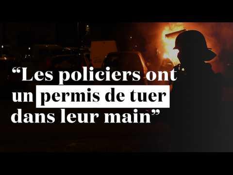 """Bentounsi : """"Les policiers ont un véritable permis de tuer dans les mains, Nantes en est la preuve"""""""