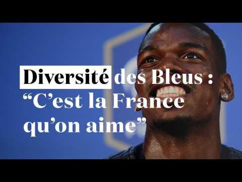 """""""Une belle France"""" : les mots touchants de Pogba sur la diversité des Bleus"""