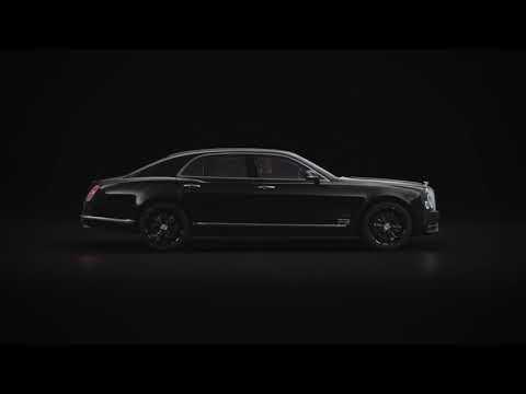 Bentley Mulsanne WO Edition Highlights