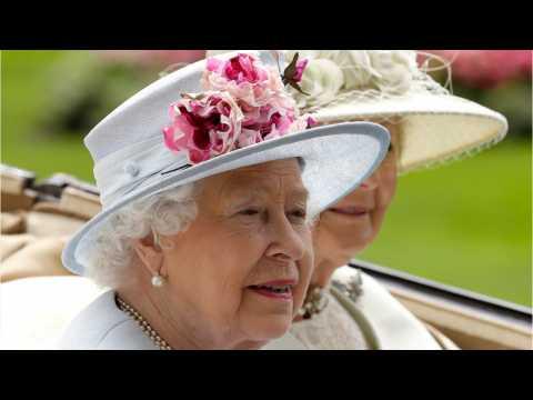 Donald Trump Will Meet Queen Elizabeth Today