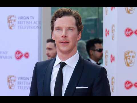 Benedict Cumberbatch is PETA's most beautiful vegan of 2018
