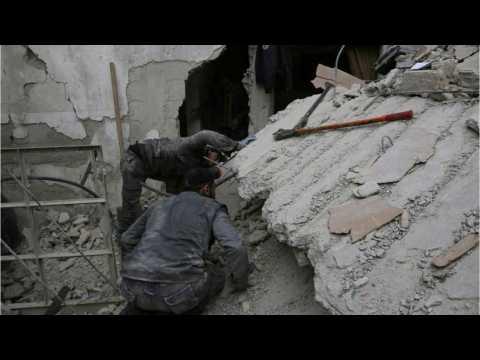 Israel Helps Syrian 'White Helmets' Flee To Jordan