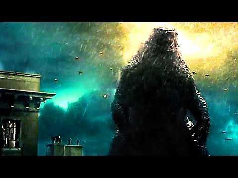 GODZILLA 2 Trailer (2019) Adventure, Fantasy, Millie Bobby Brown