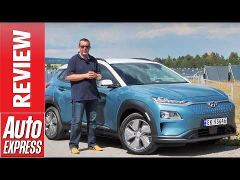 New Hyundai Kona Electric – 300-mile-range £30k SUV review