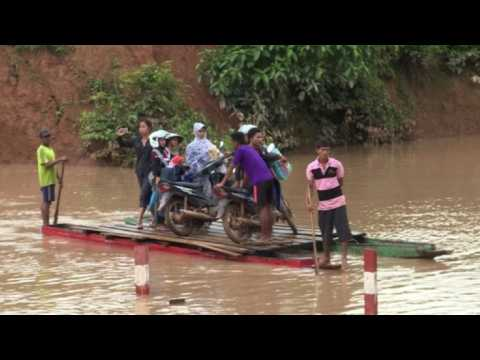Laos flood: local residents face difficult access in Attapeu
