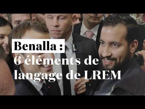 6 éléments de langage de La République en Marche sur l'affaire Benalla
