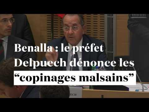"""Le préfet Delpuech dénonce les """"copinages malsains"""" dans l'affaire Benalla"""
