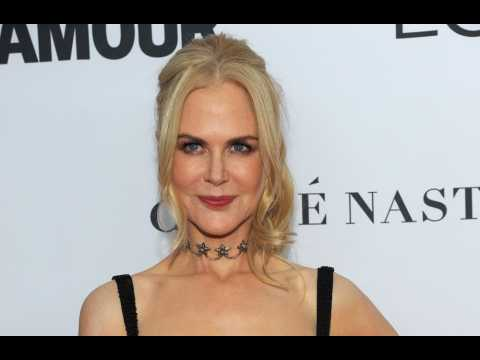 Nicole Kidman embraced tough water scenes