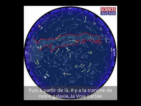 Comment repérer les constellations dans le ciel ?
