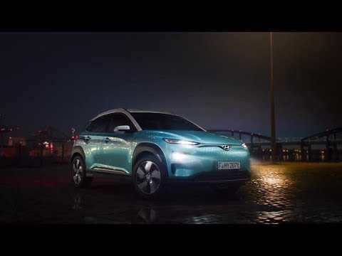 The new Hyundai Kona Electric Product Highlights
