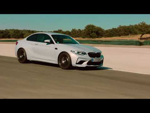The BMW M2 Competition on Location Ascari, Spain. Trailer