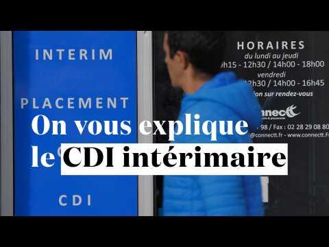 On vous explique le CDII, le CDI intérimaire