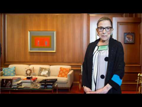 Ruth Bader Ginsburg Celebrates 25 Years On The Supreme Court