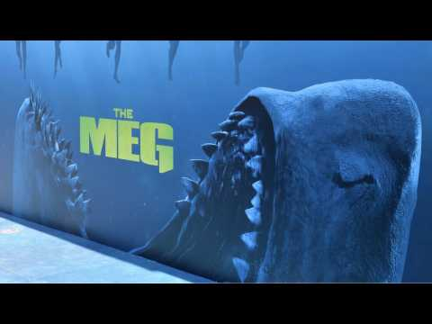 'The Meg' Has Better Than Expected Opening Weekend
