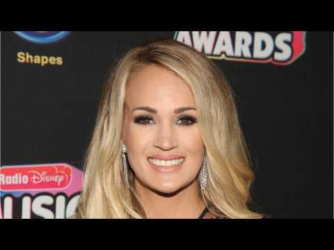 Carrie Underwood's Baby Bump!