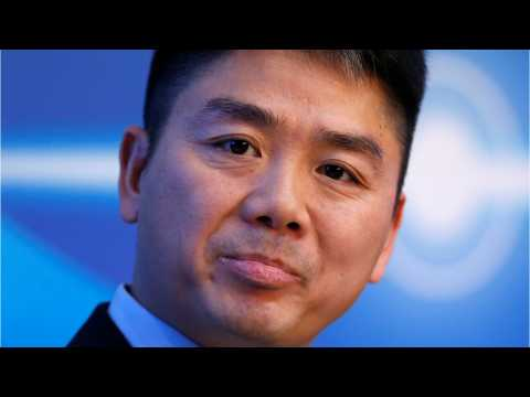 JD.com Stock Drops After CEO Richard Liu Accused Of Rape