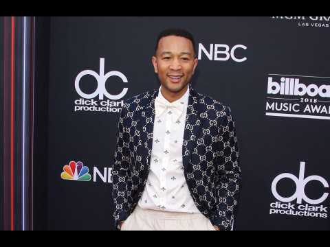 John Legend slams Donald Trump