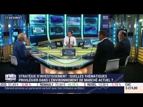 Le Club de la Bourse: La Bourse de Paris s'enfonce, mais le secteur bancaire s'en sort bien avec la détente sur l'Italie - 05/09